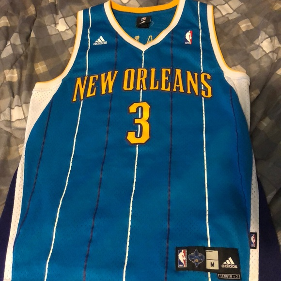 premium selection 37766 9c279 Chris Paul Hornets Jersey Adidas Medium Stitched